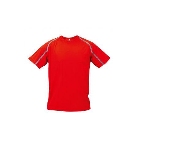 Fleser férfi póló (Piros)