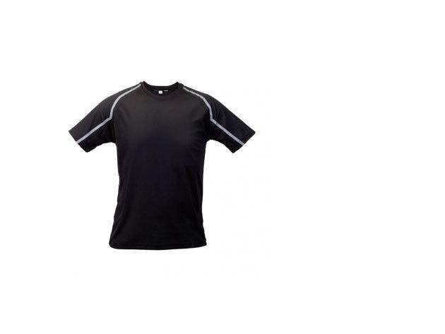 Fleser férfi póló (Fekete)