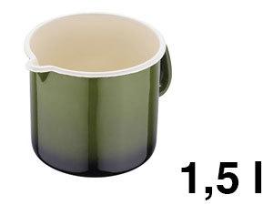 Tejforraló ZOM, 1,5 l, Olive line - BL-1075