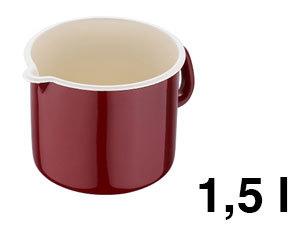 Tejforraló ZOM, 1,5 l, Burgundy line - BL-1214
