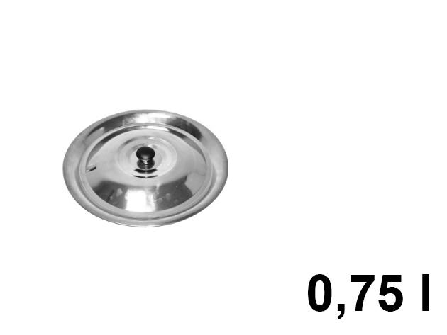 Bogrács fedő 0,75 l-es (KH-2638)