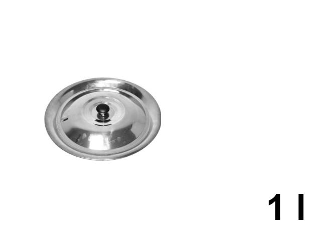 Bogrács fedő 1 l-es (KH-2635)