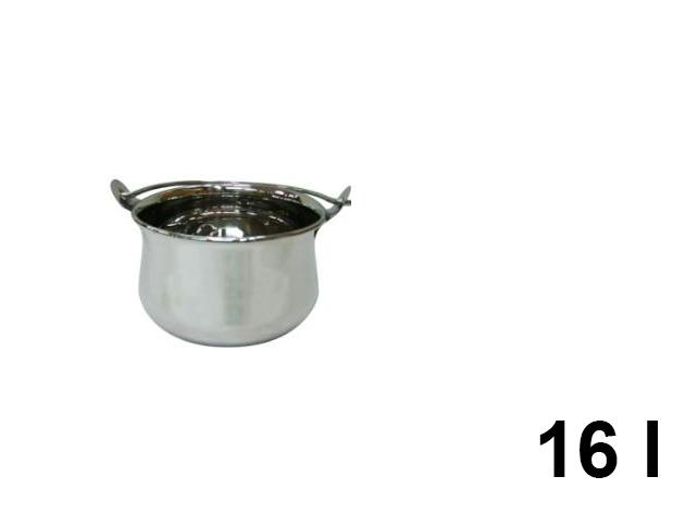 Halbogrács 16 l-es (BL-1061)