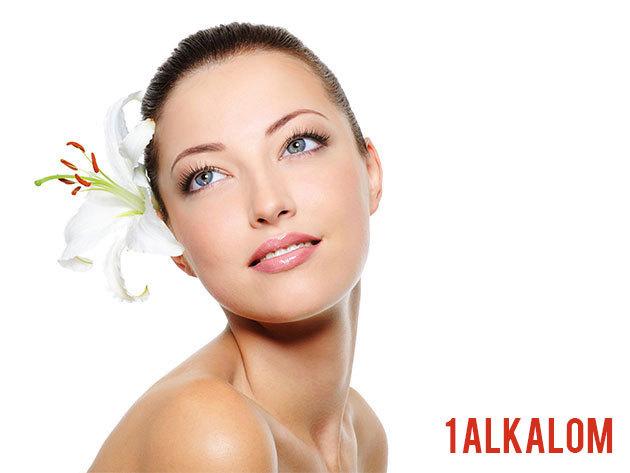 Oxigénes ráncfeltöltő, arcfeszesítő kezelés fátyolmaszkkal és arcmasszázzsal - 1 ALKALOM