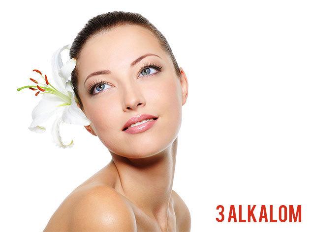 Oxigénes ráncfeltöltő, arcfeszesítő kezelés fátyolmaszkkal és arcmasszázzsal - 3 ALKALOM