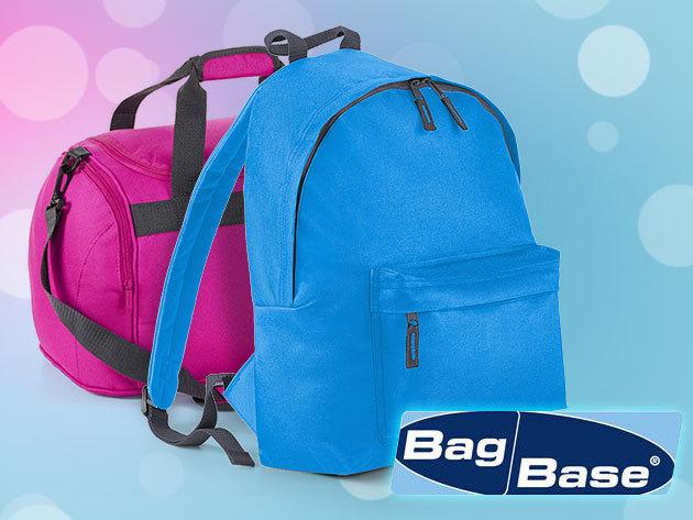 BagBase sporttáska és hátizsák több színben - A hordható megoldás túrázáshoz és edzéshez