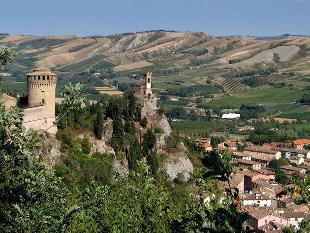 """Vakáció Észak-Olaszországban: 5 nap/4 éj ellátással 2 fő részére, Albergo Ristorante """"La Rocca"""", Brisighella"""