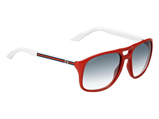 Gucci GG 1018/S (RED WHITE)