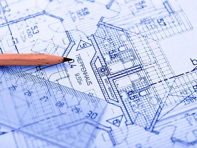 Építésügyi tanácsadás, szakértés a szakértő irodájában, előre megküldött anyagok (tervek, iratok, fotók) és kérdések alapján