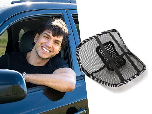 Deréktámasz autóülésbe és irodai székhez - előzd meg a hátfájást!