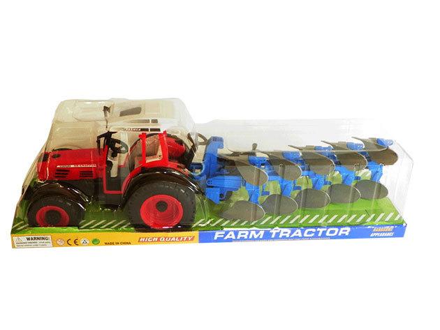 Ekés traktor