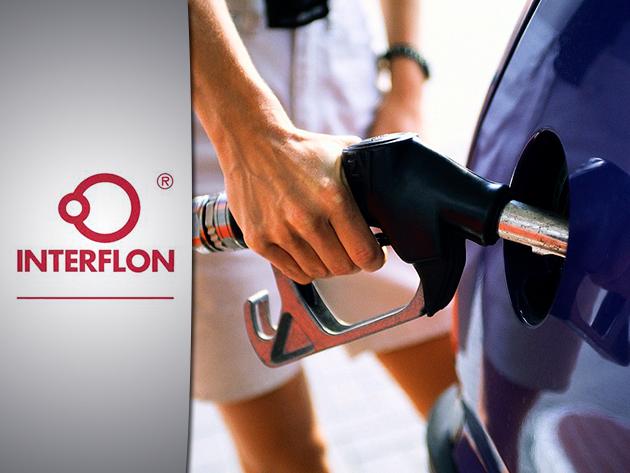 Fogyasztáscsökkentő adalék a takarékosabb autózásért - Interflon FIN 25 diesel, gáz és benzines motorokhoz