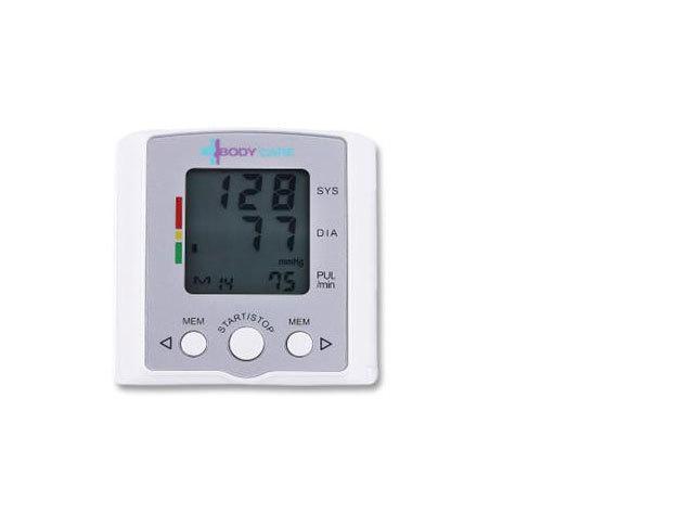 Body Care - Digitális csukló vérnyomásmérő plastic dobozzal BC-3039