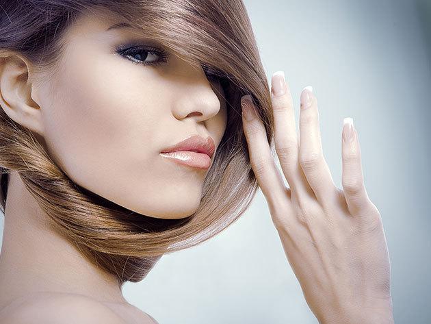 Női hajvágás bármilyen hajhosszra