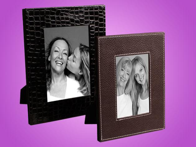 Anyák napjára! Elegáns képkeret egy szívhez szóló fotóval - anyának, a nagyinak és neked.... az egész családnak!