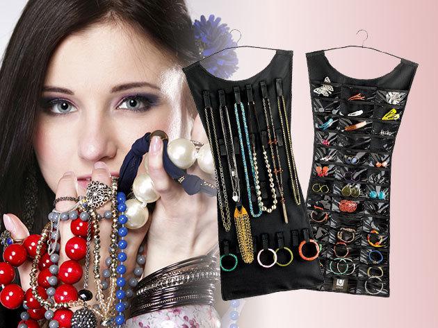 Design ékszertartó ruha – tárold stílusosan ékszereidet!