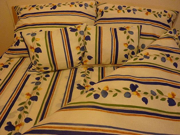 Tulipános ágyneműhuzat garnitúra
