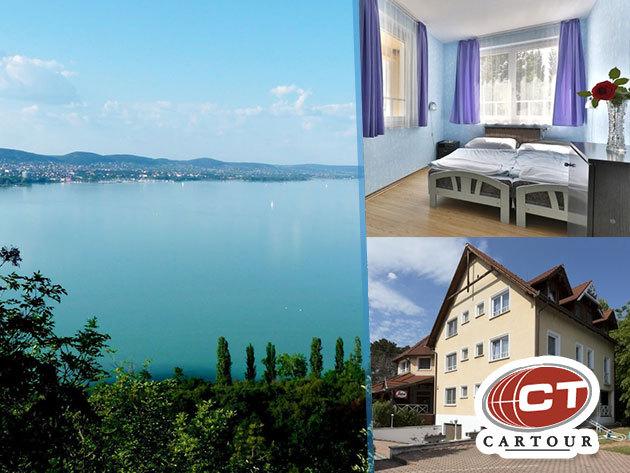 Május 1-ei hosszú hétévége a Hotel Francoise***-ban - Balatonlelle! 4nap/3éj 2 fő részére szállás reggelivel és szaunával