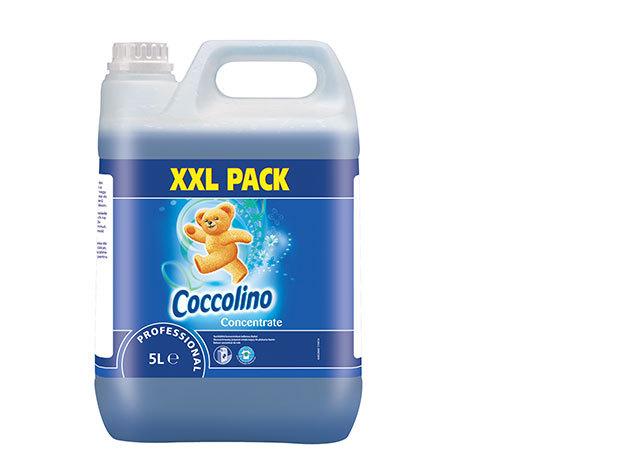5 l Coccolino Blue - Öblítő koncentrátum (598Ft/l)