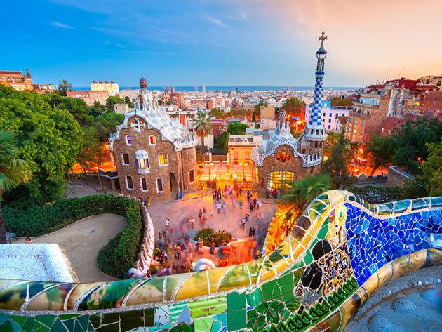 Irány BARCELONA! Fedezd fel a katalán fővárost - 4 nap/3 éj, 2 fő részére, az Eurohotel****-ben