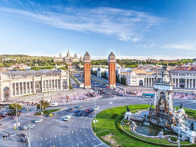 4 nap 3 éj 2 fő részére Eurohotel, Barcelona - RÉSZLETFIZETÉS