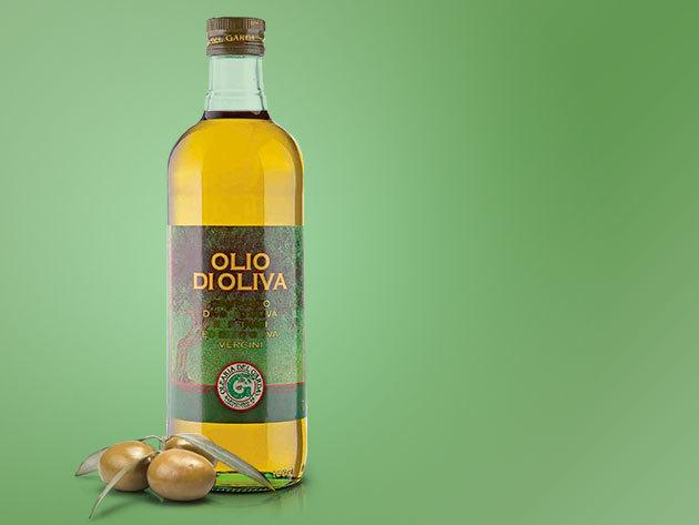 OLIO DI SANSA olívaolaj (1 liter)