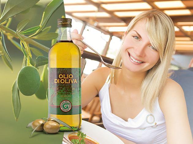 OLIO DI SANSA - minőségi olívaolaj egyenesen Olaszországból (1 liter)