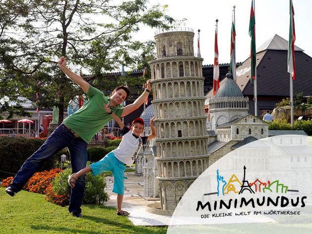 """Klagenfurt """"a világ kicsiben"""" -  Minimundus csodái és a varázslatos Wörth-i tó, buszos utazás május 17-én Ausztriába"""