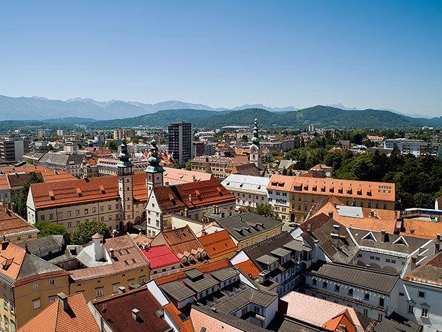 """Klagenfurt """"a világ kicsiben"""" - buszos utazás május 17-én"""