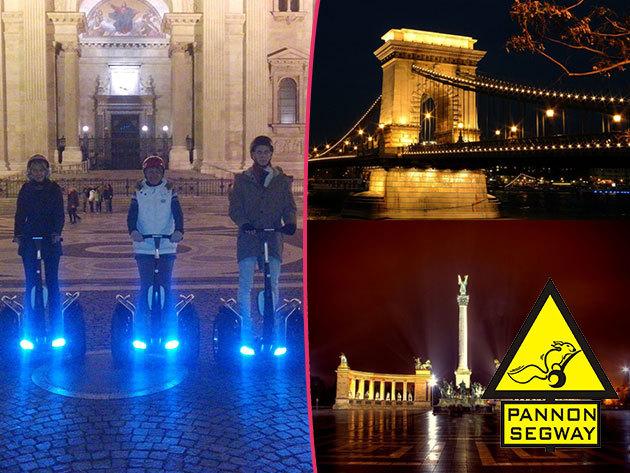 1,5 órás Segway túra 2 fő részére - fedezd fel Budapestet kicsit másképp