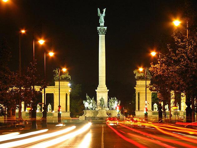 Éjszakai Budapest Segway túra - 2 fő részére