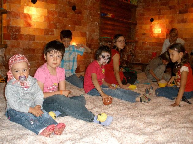 6 alkalmas sóbarlang belépő 1 felnőtt + 1 gyermek részére