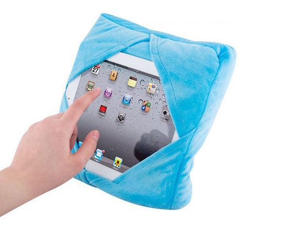 Multifunkciós iPad-tablet párna tartó