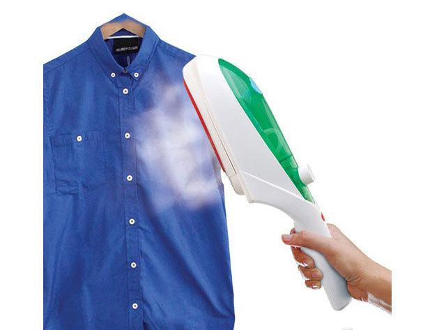 Ha unod már a vasalást, használj Handy Steamer ruha gőzölő készüléket!