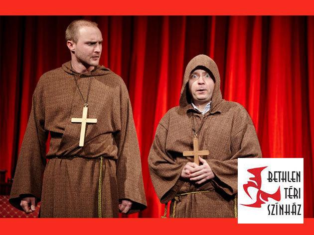 Bethlen téri kabaré - A Stand Up Brigád darabtemető előadása május 16-án