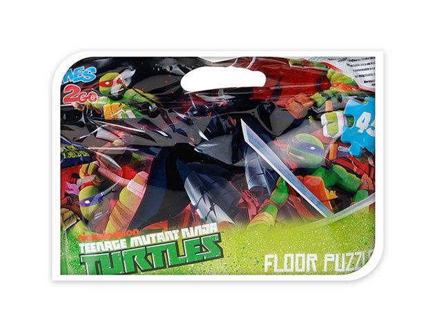 Tini Nindzsa teknős - nagy puzzle - 60.9cm x 91,4cm