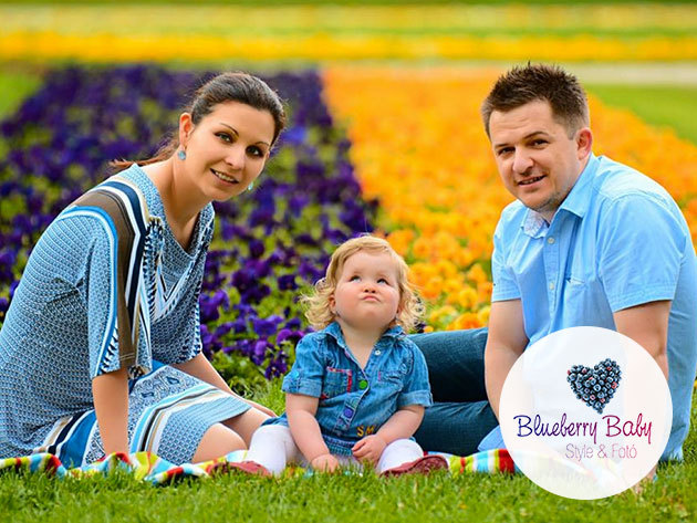 Családi, baba- gyermek vagy kismama fotózás profi stylist közreműködésével a Blueberry Baby Style & Foto csapatánál!