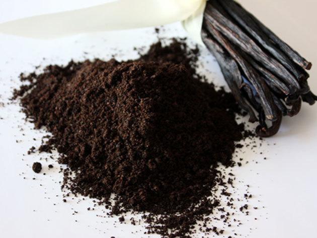 Prémium minőségű Bourbon Vanília őrlemény 25 grammos kiszerelésben