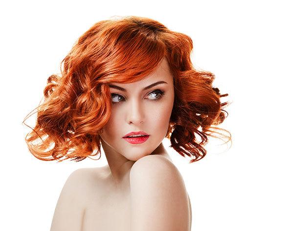 Hajfestés, regeneráló hajkezelés és hajvágás