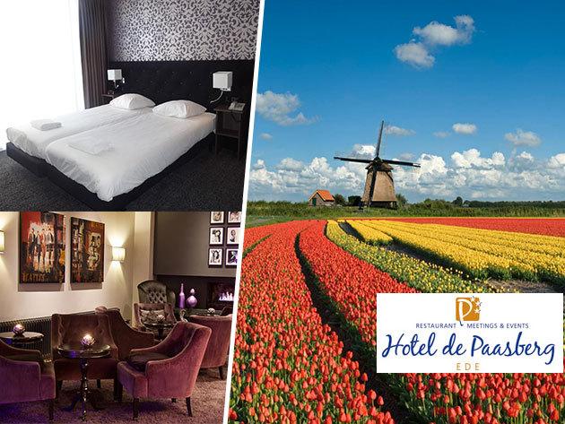 3 nap Hollandiában -  Hotel De Paasberg Ede***, 2 fő részére, reggelivel - 1 évig érvényes voucher