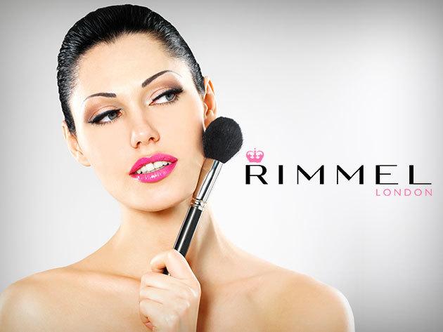 Rimmel London dekorkozmetikumok - Professzionális szemhéjpúder és szempillaspirálok