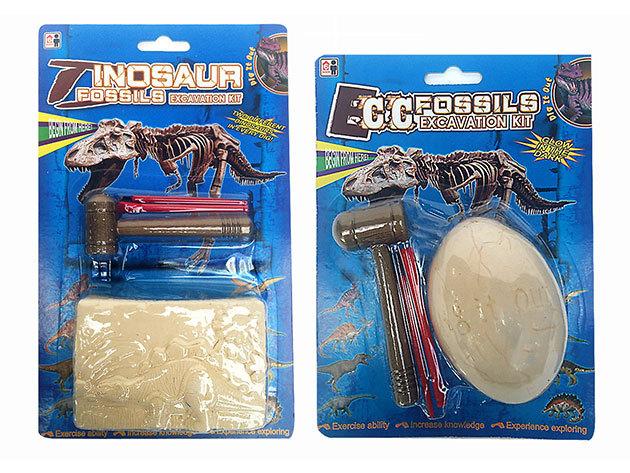 Dinosaurus régész készlet (2 féle)