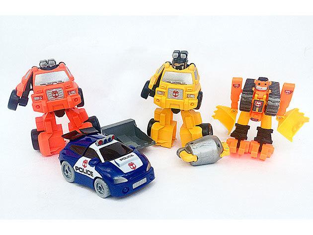 Transformers (3 db)