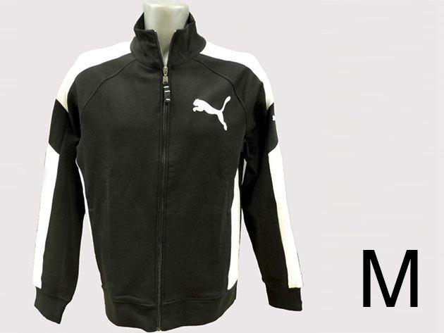 Puma Sweat cipzáros férfi felső (M)