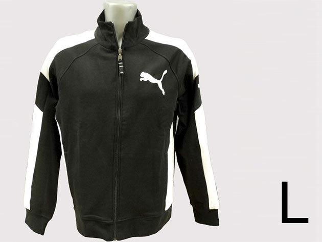 Puma Sweat cipzáros férfi felső (L)