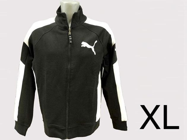 Puma Sweat cipzáros férfi felső (XL)