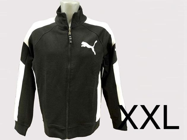Puma Sweat cipzáros férfi felső (XXL)