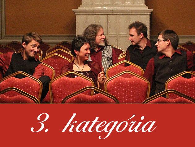 Tangó est Budapesten, a Duna Palota báltermében, vacsorával - 3. kategória