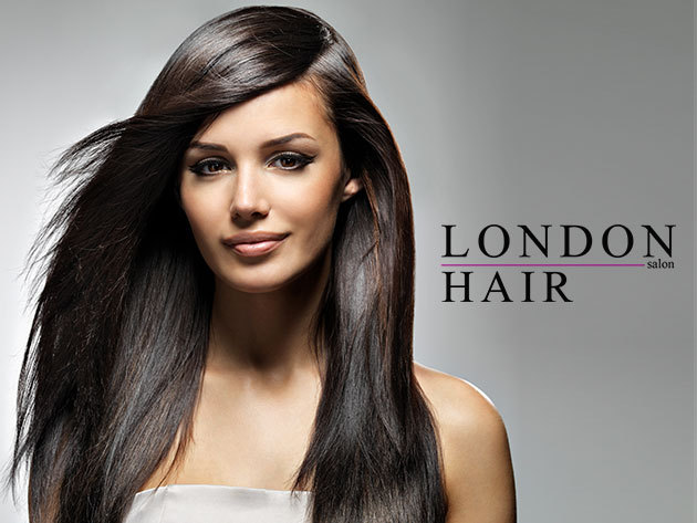 Keratinos tartós hajegyenesítés a II. kerületi London Hair szalonban!