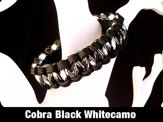 Cobra Black WhiteCamo